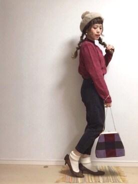 ☆★gizmo★☆さんの(LOWRYS FARM|ローリーズ ファーム)を使ったコーディネート
