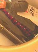 one_ok_rock_5864さんの「MEN ジョガーパンツ(ジャージー・レングス69~73cm)(ユニクロ|ユニクロ)」を使ったコーディネート