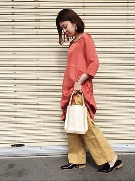 JOURNAL STANDARD 神戸店|USABAさんの(TEMBEA|テンベア)を使ったコーディネート