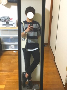 KANETAKUさんの(WEGO|ウィゴー)を使ったコーディネート