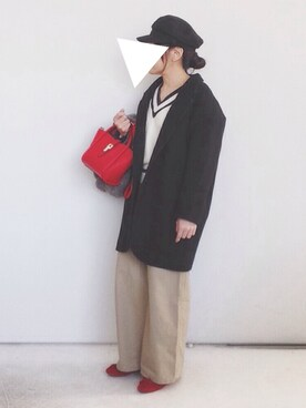 SACHIさんの(PLAIN CLOTHING|プレーンクロージング)を使ったコーディネート