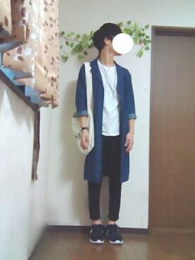 Ryuさんの(WEGO|ウィゴー)を使ったコーディネート