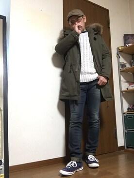 加藤浩志さんの(?)を使ったコーディネート
