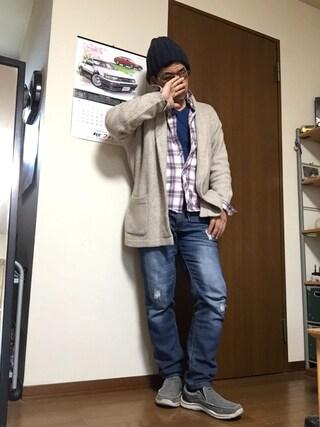 「ビーミング by ビームス / 天竺ガウン(B:MING by BEAMS)」 using this 加藤浩志 looks
