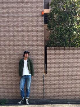 Hiroki Takahashiさんの(Supreme シュプリーム)を使ったコーディネート