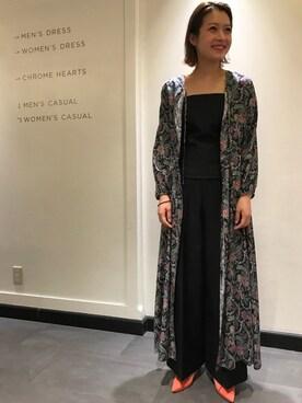 ユナイテッドアローズ 横浜店|Rinko Takeuchiさんの(BEAUTY&YOUTH UNITED ARROWS|ビューティアンドユースユナイテッドアローズ)を使ったコーディネート