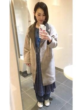 omekashi 新宿ルミネエスト店|kitanoさんの(Omekashi|オメカシ)を使ったコーディネート