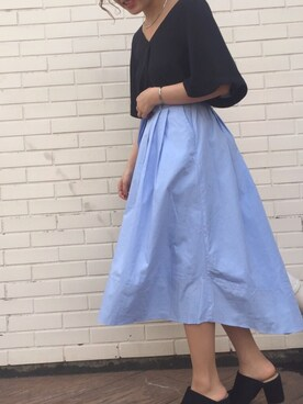 UNRELISH LUMINE EST新宿店|goto neneさんの(UNRELISH|アンレリッシュ)を使ったコーディネート