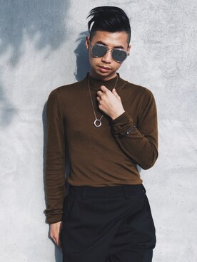 (SUPER SUNGLASS) using this Tommy Lei (MYBELONGING) looks