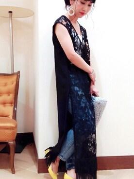 SHIPS 京都ポルタWOMEN'S店|西さんの(SHIPS for women|シップスフォーウィメン)を使ったコーディネート