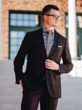 (Savile Row Co) using this Matt Hartman looks