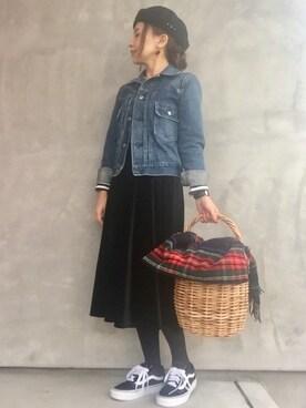 かおりりいさんの(Traditional Weatherwear|トラディショナルウェザーウェア)を使ったコーディネート