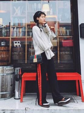 TAEさんの(PLAIN CLOTHING|プレーンクロージング)を使ったコーディネート