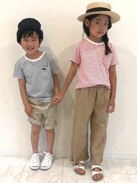 moa&ashuさんのコーディネート