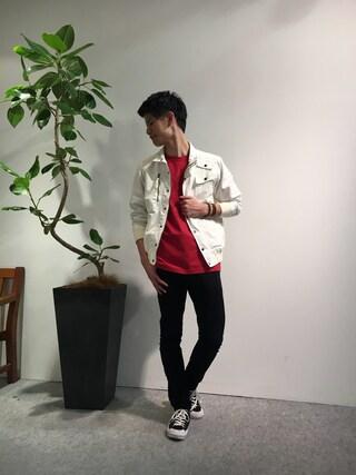 AVIREX 新潟|Yukiさんの(AVIREX|アヴィレックス)を使ったコーディネート