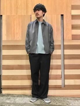 HARE渋谷|斉藤 遼さんの(HARE|ハレ)を使ったコーディネート