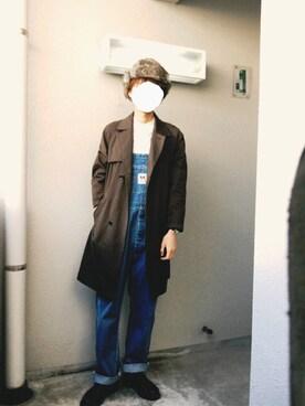 Hiroshiさんの(TIMEX タイメックス)を使ったコーディネート