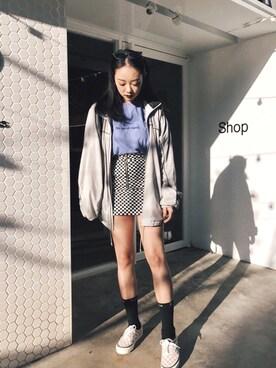 Serena Chen的搭配