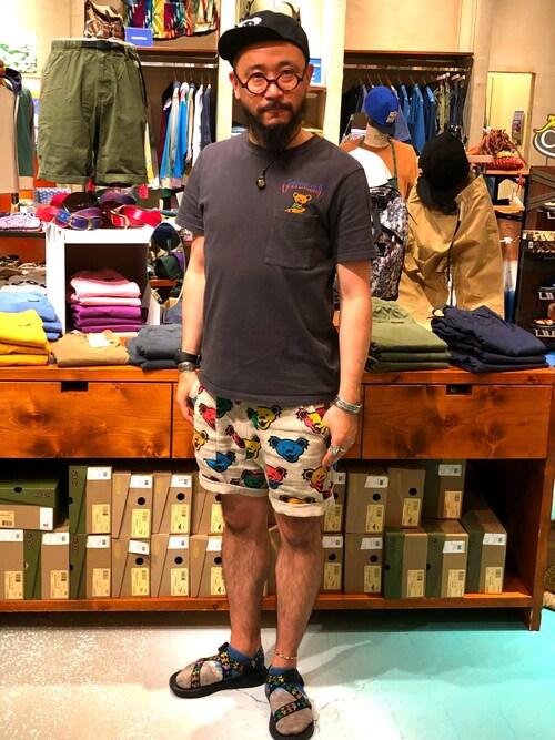 27度の服装:Tシャツ・ロンT 画像2