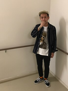 SEVENDAYS=SUNDAY 柏高島屋ステーションモール|TAKAZUMI FUJISAKIさんの(SEVENDAYS=SUNDAY|セブンデイズサンデイ)を使ったコーディネート