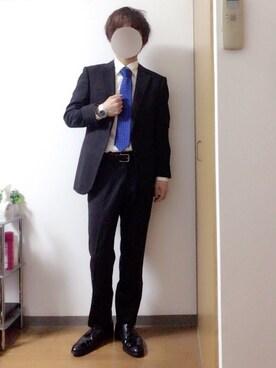 tsubasaさんの(TAKEO KIKUCHI|タケオキクチ)を使ったコーディネート