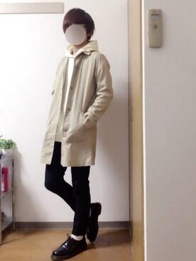 tsubasaさんの(STUDIOUS|ステュディオス)を使ったコーディネート