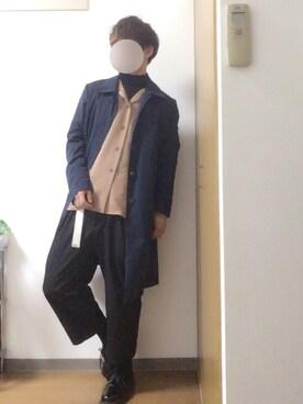 tsubasaさんの(UNITED TOKYO|ユナイテッドトウキョウ)を使ったコーディネート