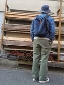 yonemicci70使用(FREEWHEELERS)的時尚穿搭