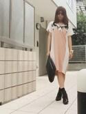 KARIN is wearing SEE BY CHLOE