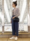 JOURNAL STANDARD relume ルクア イーレ店さんの「【Converse/コンバース】JACK PURCELL:ジャックパーセル#(CONVERSE|コンバース)」を使ったコーディネート
