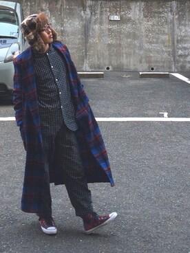 山本耕平さんの(PHINGERIN|フィンガリン)を使ったコーディネート