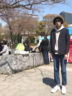 まえだはやとさんの(KIJIMA TAKAYUKI|キジマ タカユキ)を使ったコーディネート