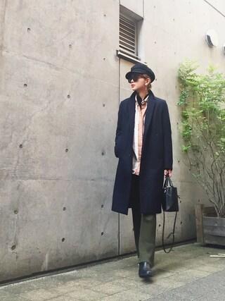 LIFE's代官山店|橋本江莉果さんの(TODAYFUL|トゥデイフル)を使ったコーディネート