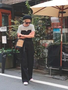 LIFE's代官山店|橋本江莉果さんの(CELINE|セリーヌ)を使ったコーディネート