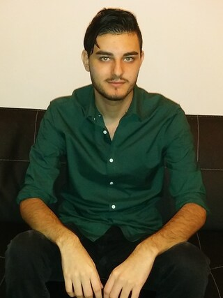 (H&M) using this Fabio Arapi looks
