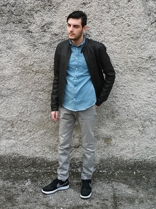 (Jack & Jones) using this Fabio Arapi looks