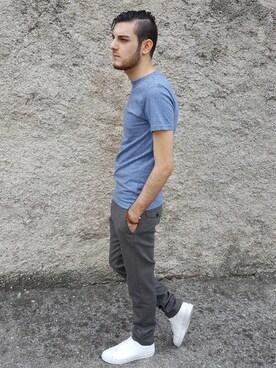 (ZARA) using this Fabio Arapi looks
