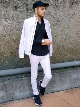 Fabio Arapi looks