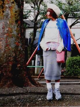 HYSTERIC GLAMOUR伊勢丹新宿店|りょうさんの(HYSTERIC GLAMOUR|ヒステリックグラマー)を使ったコーディネート