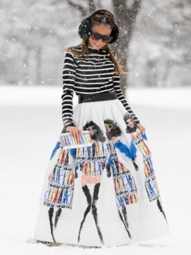 (Alice and Olivia) using this LaurenRecchia looks