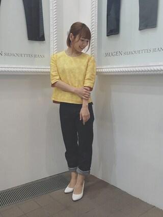 RA.SHIN.K TOKYO|RA.SHIN.Kさんのコーディネート