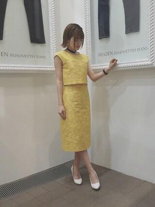 RA.SHIN.K TOKYO|RA.SHIN.Kさんの(re.syu.ryu)を使ったコーディネート