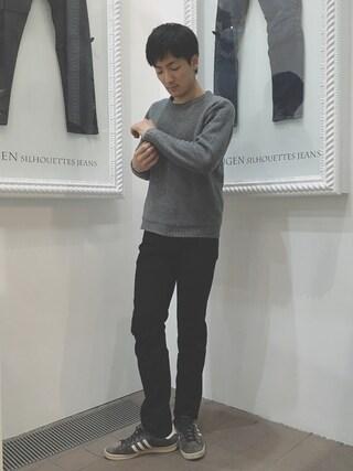 RA.SHIN.K TOKYO|RA.SHIN.Kさんの(RA.SHIN.K|ラシンク)を使ったコーディネート