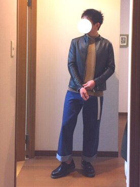 kensukeさんの(UNIQLO|ユニクロ)を使ったコーディネート