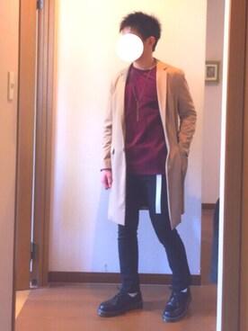 kensukeさんの(RAGEBLUE|レイジブルー)を使ったコーディネート
