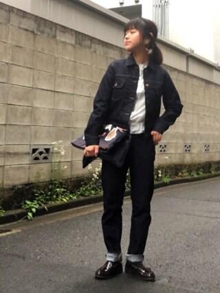 Miiiiiさんの「【Omekashi】レース切替刺繍ブラウス(Omekashi オメカシ)」を使ったコーディネート