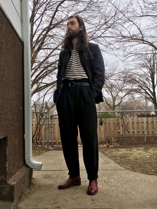 (DRIES VAN NOTEN) using this Kyle looks