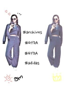 miyouさんの(GYDA|ジェイダ)を使ったコーディネート