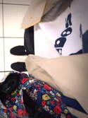Miffyさんの「[WEB限定] CB Nタッサー2WAY MT パーカー(green label relaxing ユニクロ)」を使ったコーディネート