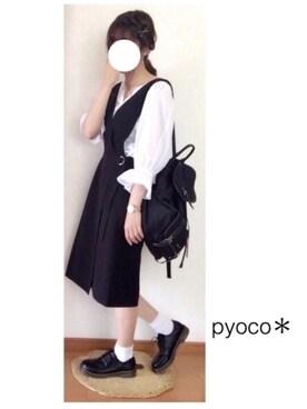 pyoco*さんのコーディネート